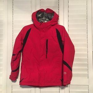 Columbia thermal comfort omnicool Youth LG jacket